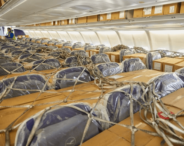 Crisis accelerates approval of A320 seat-bag cargo modification